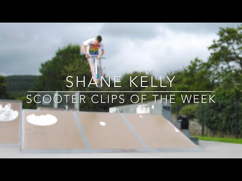 Shane Kelly Scooter Clips Of The Week #1