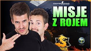 IZAK & ROJO PRZECHODZĄ CSa - CSowe misje #23 2017 Video