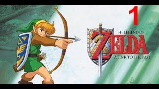 The Legend of Zelda 100% run (no speedrun) splitted (Part 1)