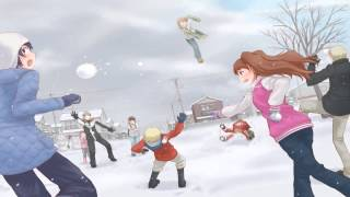 Persona 4 Golden - Snowflakes (Extended)