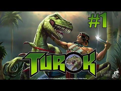Турок против динозавров / Turok Son Of Stone (Курт Геда