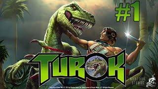 прохождение Turok Dinosaur Hunter Серия 1