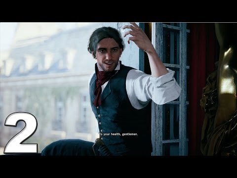 Assassin's Creed Unity Gameplay Walkthrough Part 2 - The Estates General!