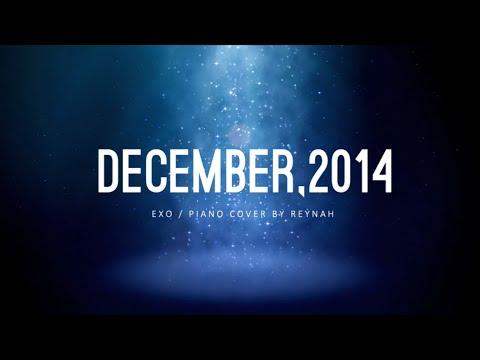 """December, 2014 (The Winter's Tale)"" Piano cover 피아노 커버 Full ver. - EXO 엑소"