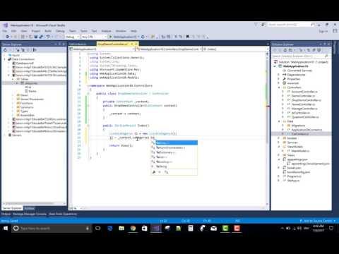 How To Bind DropdownList In ASP.NET Core