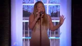 [HDTV] Mariah Carey - Heavenly (Live - Home in Concert)