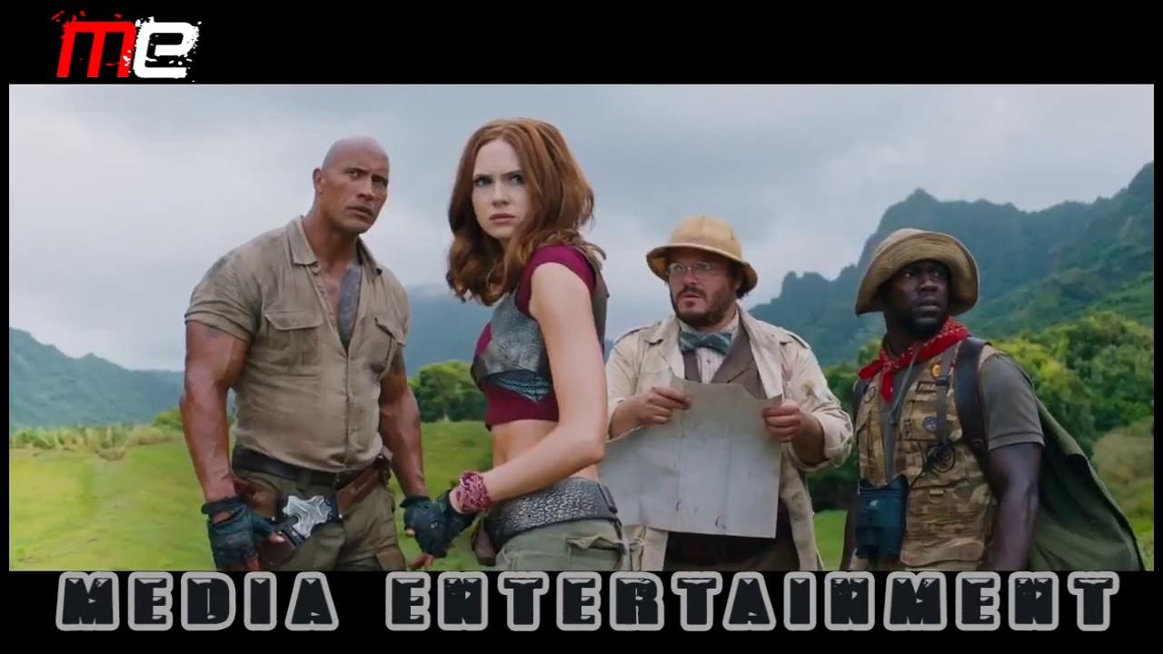Download Jumanji 2   Welcome to the Jungle Trailer #1 (2017)   Dwayne Johnson Movie HD