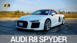 Audi R8 Spyder - Bienvenido al primer mundo