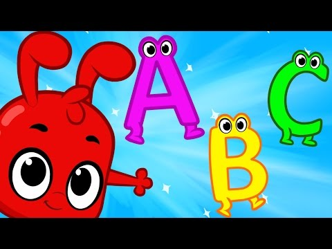 Thumbnail: Learn ABC's with Morphle - Alphabet letters education for kids