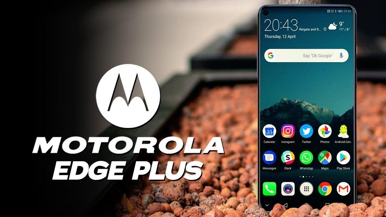 Motorola Edge Plus Review: Motorola is Back ? - YouTube
