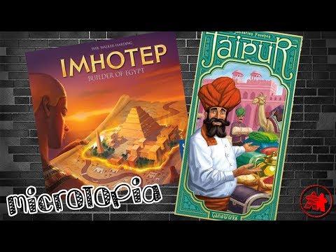 Imhotep - Jaipur | Microtopía
