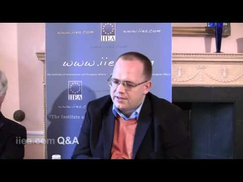 04 November - Q&A Session - Evgeny Morozov