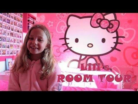 Lili's ROOM TOUR