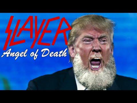 MetalTrump - Angel Of Death (Slayer)