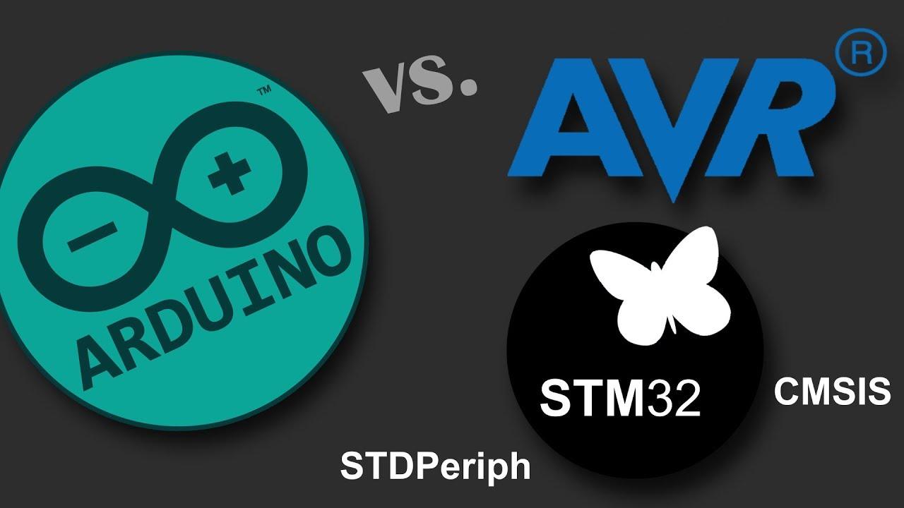 Сравнение микроконтроллеров arduino и stm32 - Electronic Parts