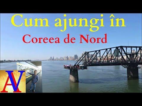 Cum ajungi in Coreea de Nord (North Korea travel vlog 2018)