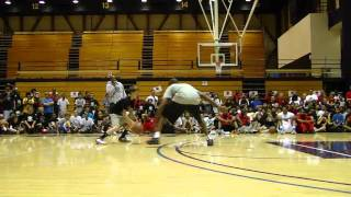 Download KOBE vs WHITE MAMBA KID - ONE ON ONE at THE KOBE CAMP 2011 Mp3 and Videos