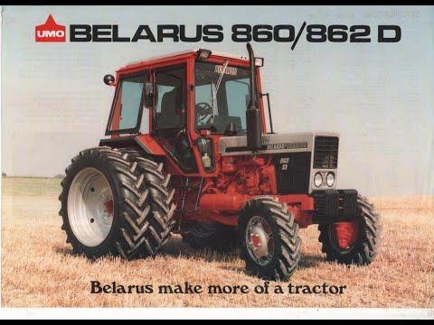 Minsk Belarus Tractor Plant Tour 🚜 -  Минский тракторный завод.