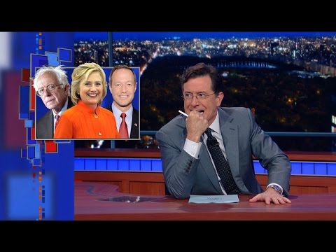 The Next Debate Will Feature Hillary, Bernie and Mumford & Sons (sp?)