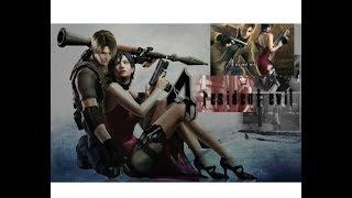 Resident Evil 4: Leon & Ada's Story