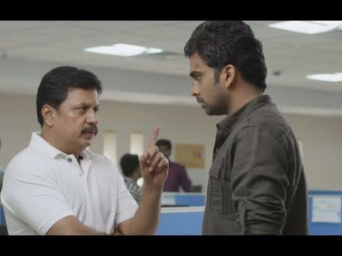 Insurance Manager Reveals The Truths - Thegidi Tamil Movie Scene