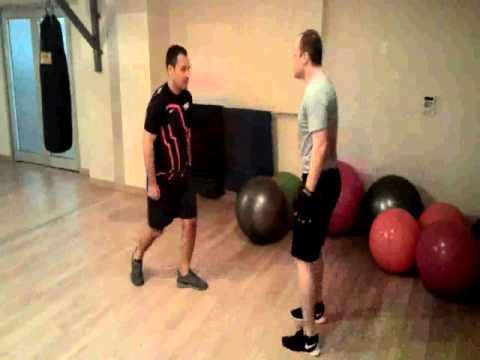 Berlin Martial Arts Group Turkey  JKD  Beginners Class İstanbul