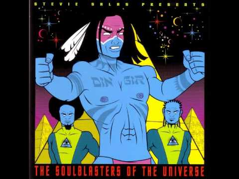 STEVIE SALAS The Soulblasters Of The Universe (2004) Full Album [Power Mix]