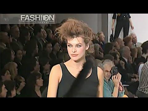 SONIA RYKIEL Spring Summer 1997 Paris - Fashion Channel