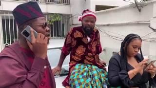 Oga Landlord - I Trust My Mummy (Nedu Wazobia FM)