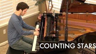 Counting Stars - OneRepublic Piano Cover (Ryan Jones)