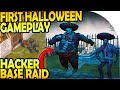 FIRST HALLOWEEN CEMETERY GAMEPLAY, HACKER BASE RAID?! - Last Day on Earth Survival Update 1.9.8