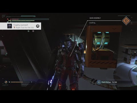 The Surge - All Nano Core Locations (Right Tool for the Job & Man of Steel Trophies/Achievments)