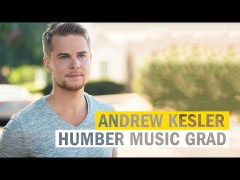 Humber Music Grad Profile: Andrew Kesler