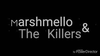 the killers mr. Brightside (two Friends remix) x fox stevenson - miss you (mashup Marshmello)
