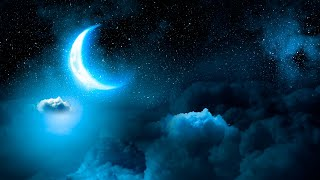 Deep Sleep Music ★︎ Immune System Booster ★︎ Delta Waves Dark Screen Binaural Beats