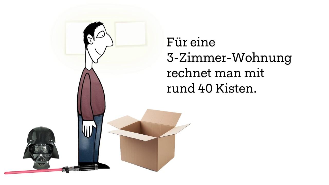Umzug mit Ausziehen (Teil 1) (German Edition)