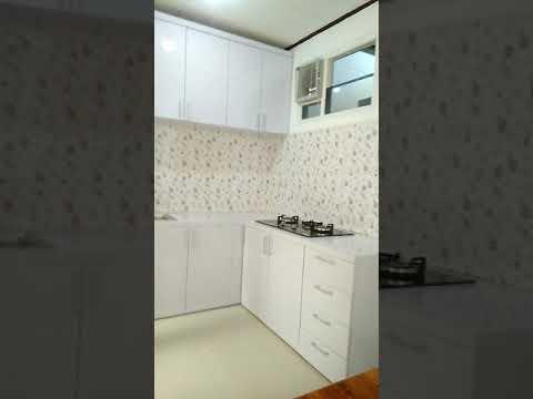 Sink Dan Kompor Tanam Kabinet Kitchenset Minimalis Modern Youtube