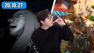 대도서관 생방송] 자기 전에 wow / KGame 아라하  이은도의 저주 공포 게임 방송입니닷!
