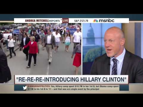 Mark Leibovich: 'Frustrating' Trying To Get Even 'A Tiny Bit Of Humanity' From Hillary Clinton