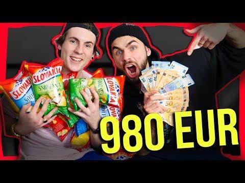 Našli sme 980 EUR v Balíkoch CHIPSOV!