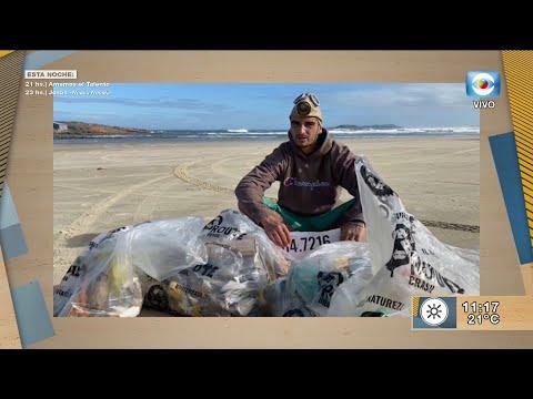 Mathías Ferreira: Generando conciencia ambiental