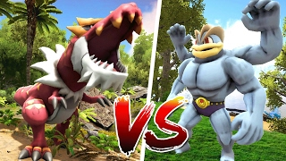WHO WILL WIN!? (Ark Pokemon)