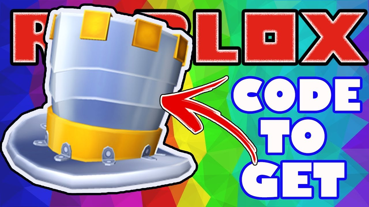 Free Promo Code How To Get Full Metal Tophat Roblox Item 2018