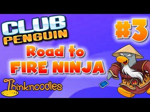 Club Penguin: Road to Fire Ninja - Part 3