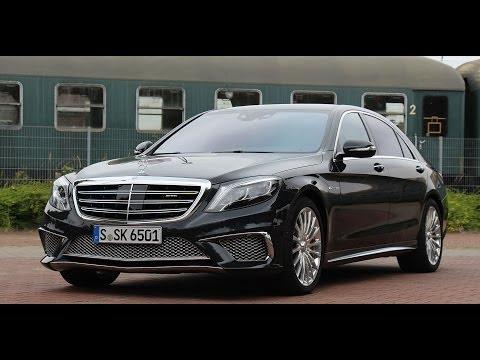 2014 Mercedes Benz S65 AMG - V12 Biturbo - Fahrbericht der Probefahrt / Test / Review (German)