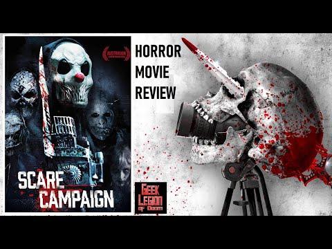 SCARE CAMPAIGN  2016 Meegan Warner  Horror Movie