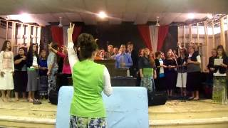 Free Gospel Youth Camp 2012 Choir - revelation Song