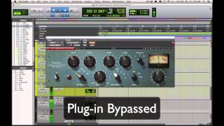 Legend's Technique/ Mixing: Pultec EQP-1 on Master Bus [Greg Wells]