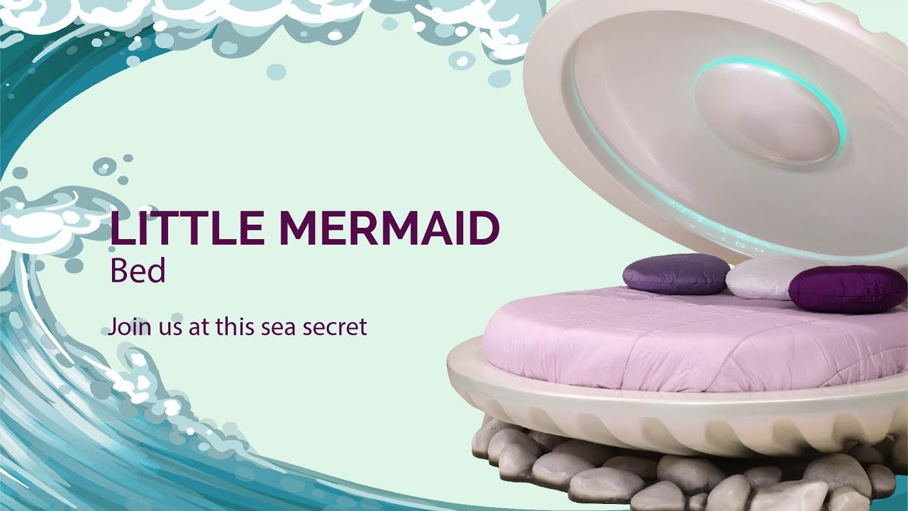 Little Mermaid Bed by Circu
