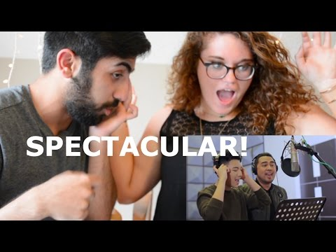 DARREN ESPANTO & JED MADELA'S I'LL BE THERE (REACTION)